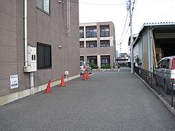 スカイコ−トI・II[1階]の外観