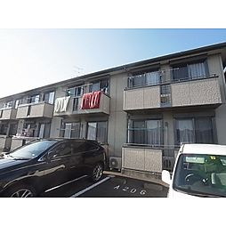 静岡県静岡市清水区蜂ケ谷南町の賃貸アパートの外観