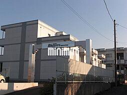 ラッフルズマンション[2階]の外観