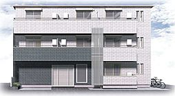 (仮称)フィカーサ戸手本町[203号室号室]の外観