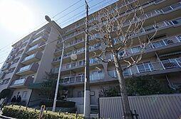 千里グリーンマンション[5階]の外観
