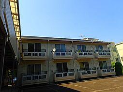 ユニコーンA[1階]の外観