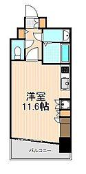 モアシティ浅草[11階]の間取り