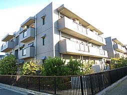 CASA・DE・PATIO[1階]の外観