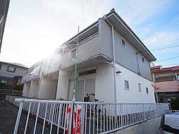 レジデンス・渋谷A棟[005号室]の外観