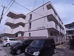 兵庫県姫路市飾磨区英賀宮町1丁目の賃貸マンションの外観