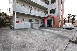兵庫県西宮市甲子園網引町の賃貸マンションの外観