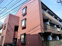 東京都大田区大森本町2丁目の賃貸マンションの外観