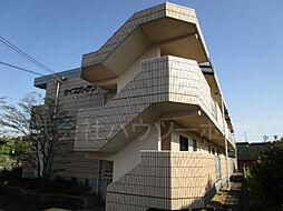 ケイズガーデン山道[1階]の外観