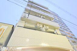 広島県広島市中区河原町の賃貸マンションの外観