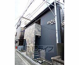 近鉄京都線 東寺駅 徒歩2分の賃貸アパート
