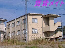 第3シャトーナツヤマ[1階]の外観