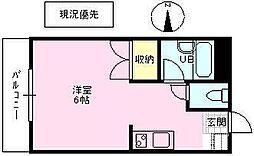 丸山ビル[3階]の間取り