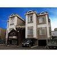 北海道札幌市豊平区旭町6丁目の賃貸アパートの外観