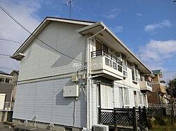 埼玉県北足立郡伊奈町栄5丁目の賃貸アパートの外観