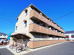 埼玉県ふじみ野市駒林元町3丁目の賃貸アパートの外観