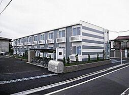 東京都三鷹市新川3丁目の賃貸アパートの外観