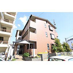 Hill Top Terada[1階]の外観