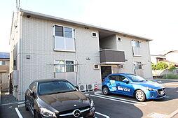 JR津山線 法界院駅 徒歩7分の賃貸アパート