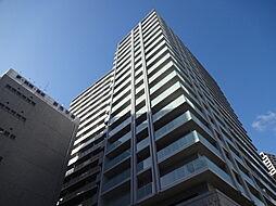 ワコーレ神戸三宮トラッドタワー[17階]の外観