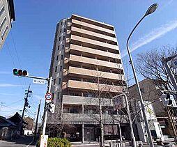 京都府京都市上京区百々町の賃貸マンションの外観