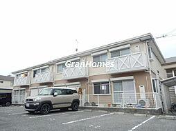 兵庫県神戸市西区岩岡町岩岡の賃貸アパートの外観