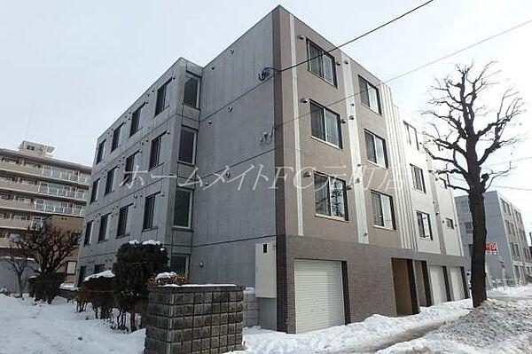 クラリス北16条A棟 4階の賃貸【北海道 / 札幌市東区】