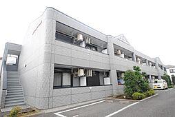 埼玉県越谷市神明町1丁目の賃貸マンションの外観
