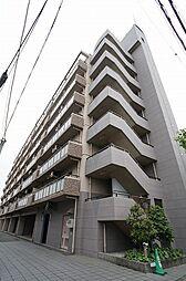 京都府京都市伏見区羽束師菱川町の賃貸マンションの外観
