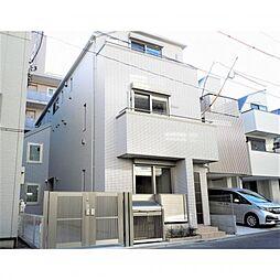 JR京浜東北・根岸線 大井町駅 徒歩9分の賃貸アパート