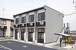 千葉県柏市逆井5丁目の賃貸アパートの外観