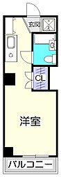 サンテミリオン西国分寺[4階]の間取り