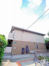 東京都練馬区大泉学園町6丁目の賃貸アパートの外観