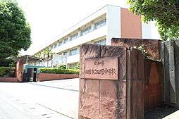 田原市立田原中学校(1086m)