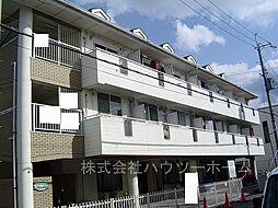 プレアール富野荘[2階]の外観