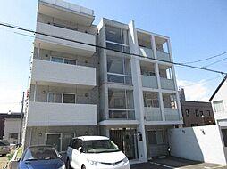 ブランシャール東札幌[302号室]の外観