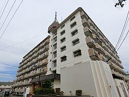 パークハイツミシマ[4階]の外観