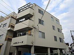 大阪府大阪市都島区都島北通2丁目の賃貸マンションの外観