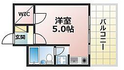 朝日プラザ兵庫駅前通[1階]の間取り