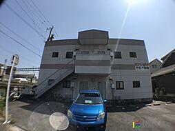富士コーポ[21号室]の外観