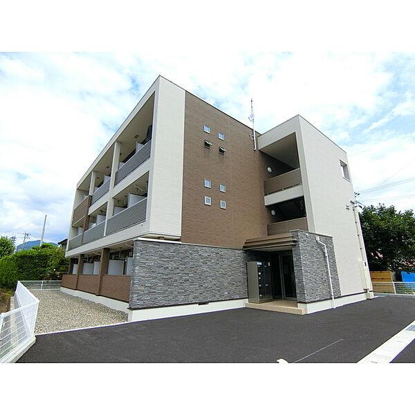 長野県長野市東鶴賀町の賃貸マンション