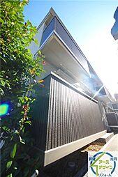 兵庫県神戸市西区大津和1丁目の賃貸アパートの外観