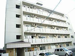 広島県広島市中区光南2丁目の賃貸マンションの外観