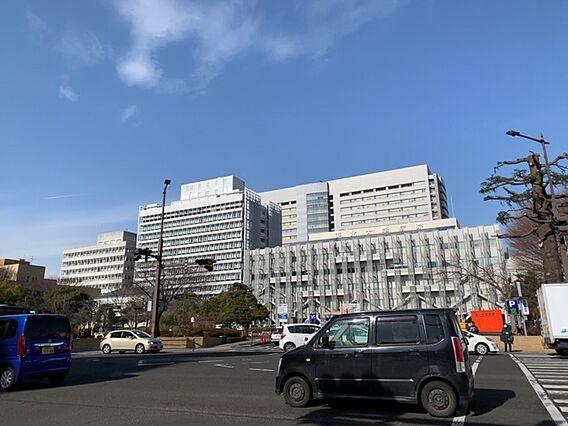 東北大学病院へ...