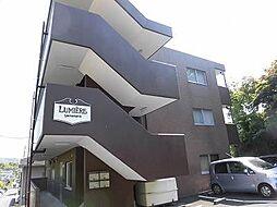 ルミエール山本[1階]の外観