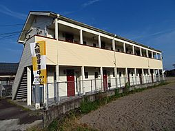 グレースハイツ[2階]の外観