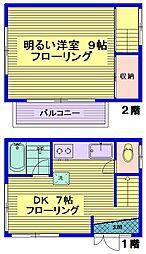 西巣鴨駅 6.8万円