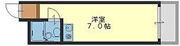 ライラック小阪[306号室]の間取り