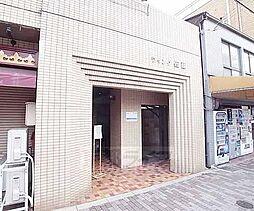 京都府京都市左京区田中西高原町の賃貸マンションの外観