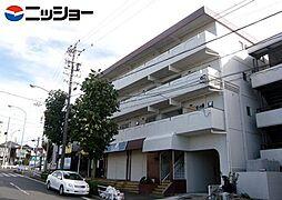 コーポトシ[4階]の外観